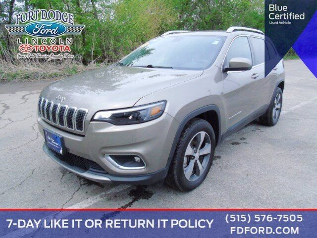 2019 Jeep Cherokee Limited Fort Dodge IA