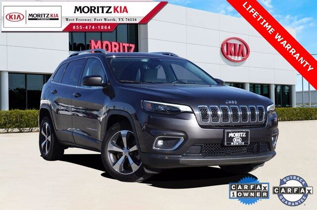 2019 Jeep Cherokee Limited Fort Worth TX