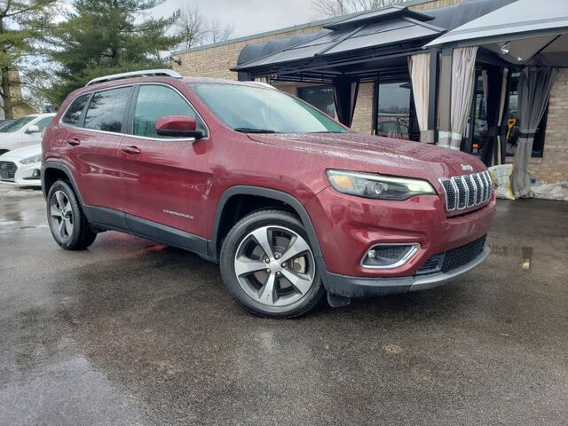 2019 Jeep Cherokee Limited Georgetown KY