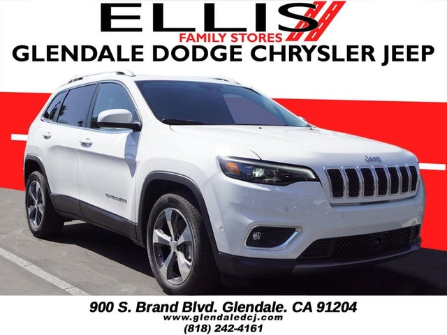 2019 Jeep Cherokee Limited Glendale CA