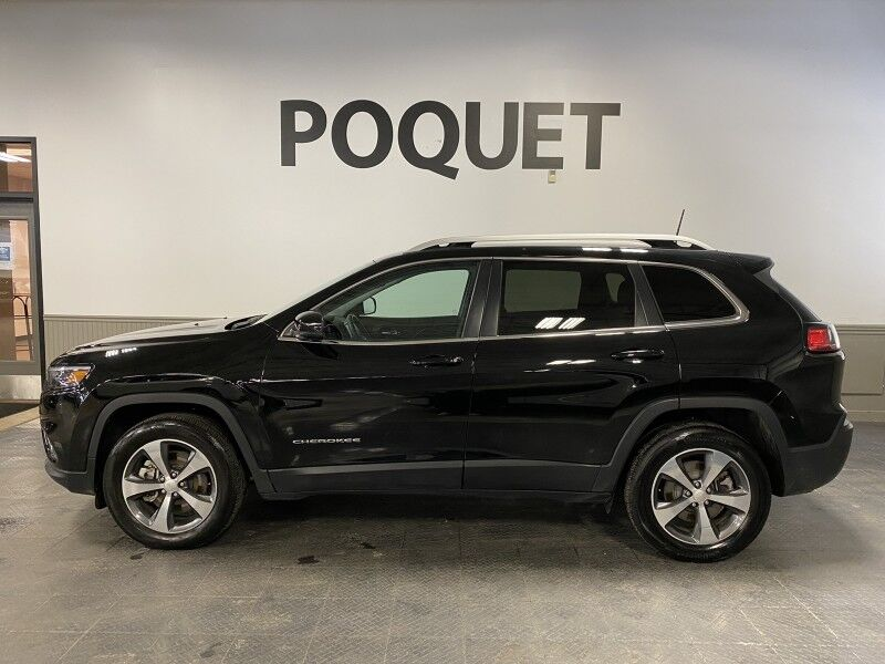 2019 Jeep Cherokee Limited Golden Valley MN