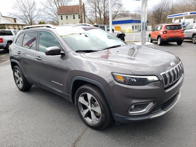 2019 Jeep Cherokee Limited HAMBURG PA