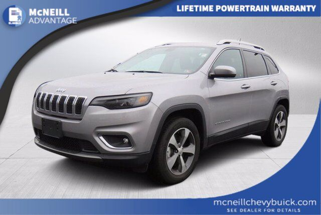 2019 Jeep Cherokee Limited High Point NC