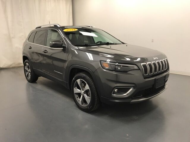 2019 Jeep Cherokee Limited Holland MI