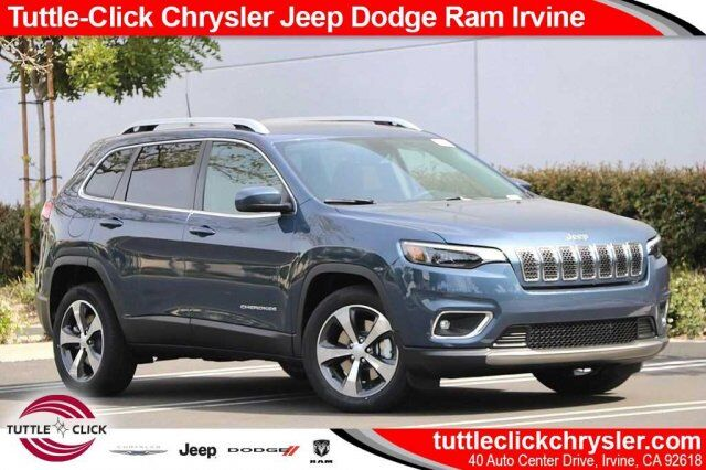 Tuttle Click Jeep >> 2019 Jeep Cherokee Limited Irvine Ca 29160558