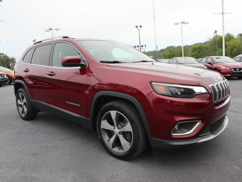 2019 Jeep Cherokee Limited Knoxville TN