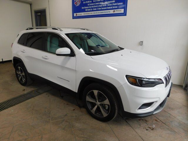 2019 Jeep Cherokee Limited LEATHER Listowel ON