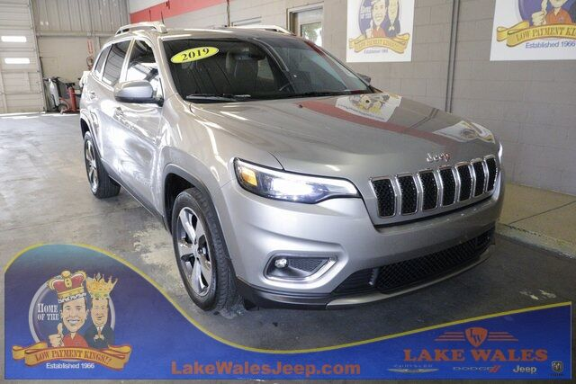 2019 Jeep Cherokee Limited Lake Wales FL