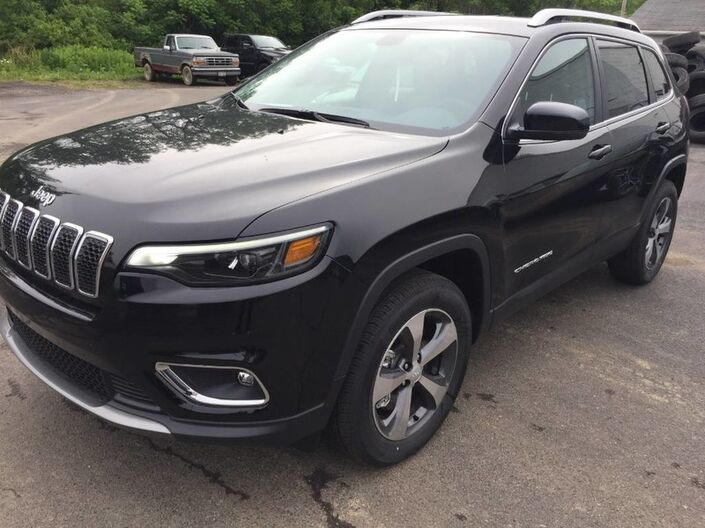 2019 Jeep Cherokee Limited Rock City NY