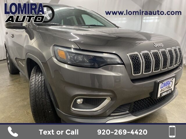 2019 Jeep Cherokee Limited Lomira WI