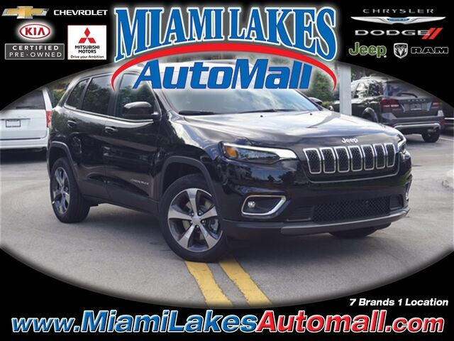 2019 Jeep Cherokee Limited Miami Lakes FL