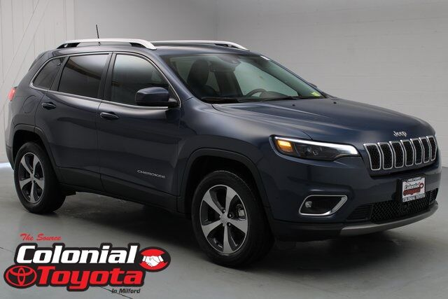 2019 Jeep Cherokee Limited Milford CT