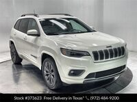 Jeep Cherokee Limited NAV,CAM,HTD STS,BLIND SPOT,19IN WHLS 2019