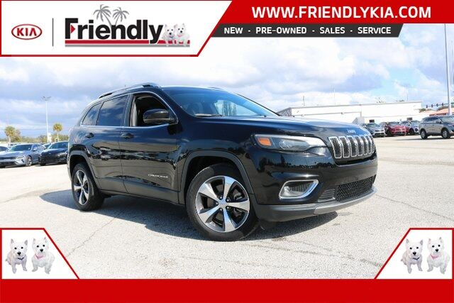 2019 Jeep Cherokee Limited New Port Richey FL