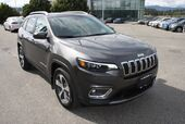 2019 Jeep Cherokee Limited One owner No accident low kms, Full load.
