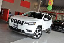 2019 Jeep Cherokee Limited Panoramic Roof Navigation System 1 Owner
