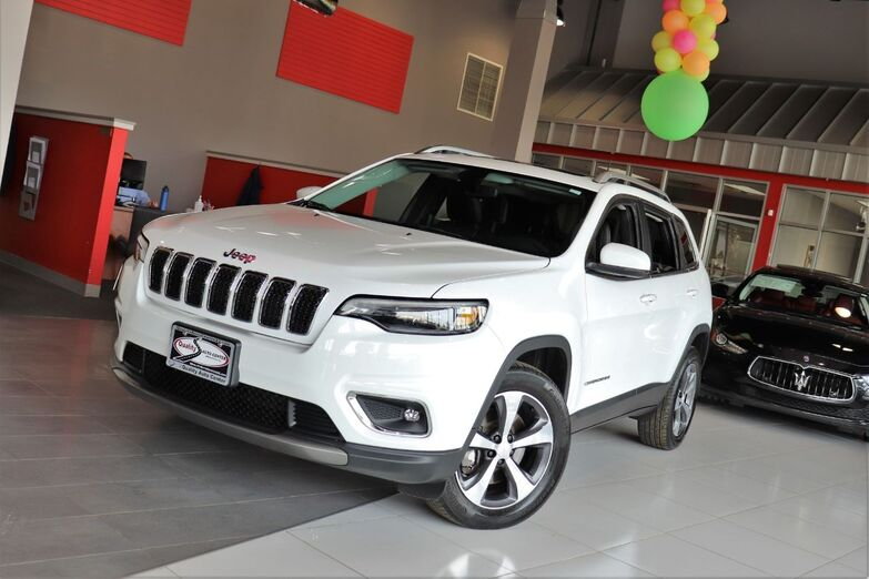 2019 Jeep Cherokee Limited Panoramic Roof Navigation System 1 Owner Springfield NJ
