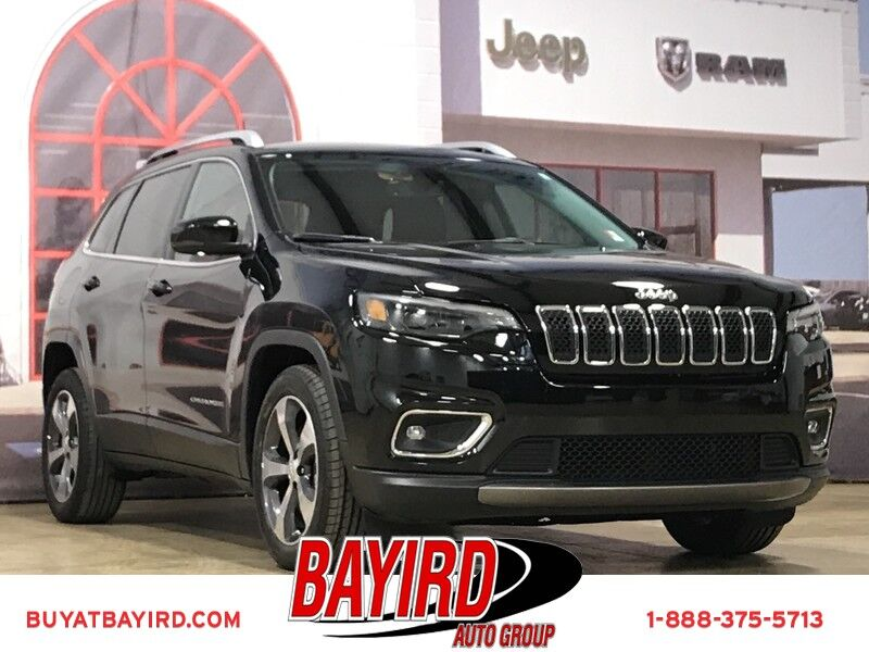 2019 Jeep Cherokee Limited Kennett MO