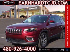 2019_Jeep_Cherokee_Limited_ Phoenix AZ