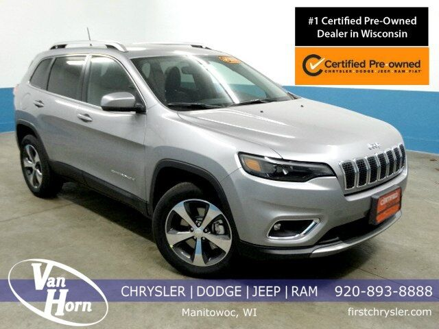 2019 Jeep Cherokee Limited Plymouth WI