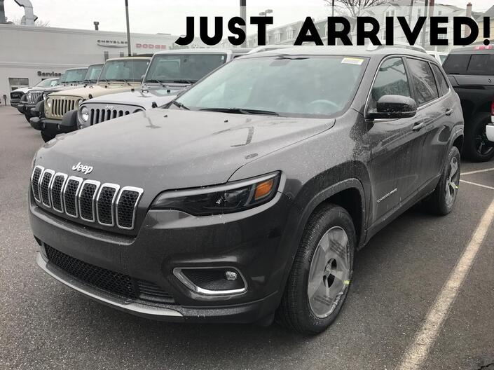 2019 Jeep Cherokee Limited Pottsville PA