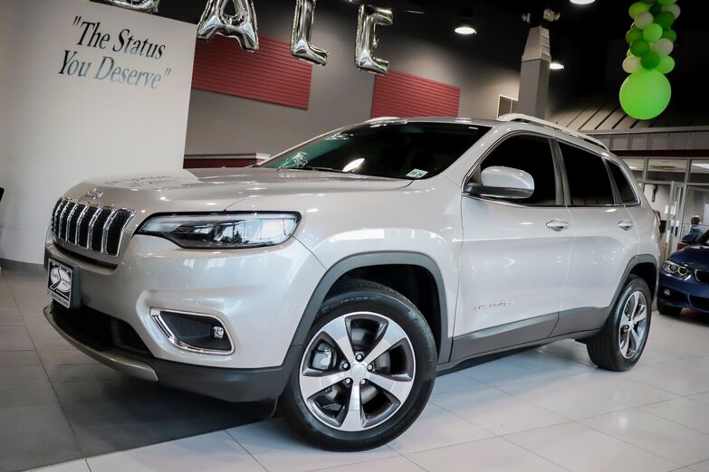 2019 Jeep Cherokee Limited Quick Order Package Springfield NJ