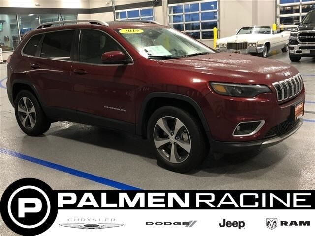 2019 Jeep Cherokee Limited Milwaukee WI