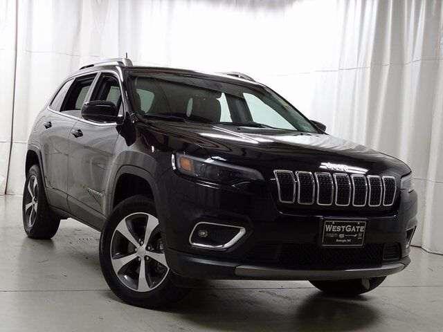 2019 Jeep Cherokee Limited Raleigh NC