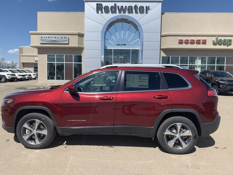 2019 Jeep Cherokee Limited Redwater AB