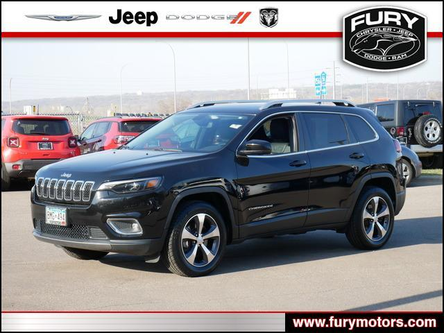 2019 Jeep Cherokee Limited St. Paul MN