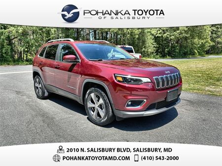 2019_Jeep_Cherokee_Limited_ Salisbury MD