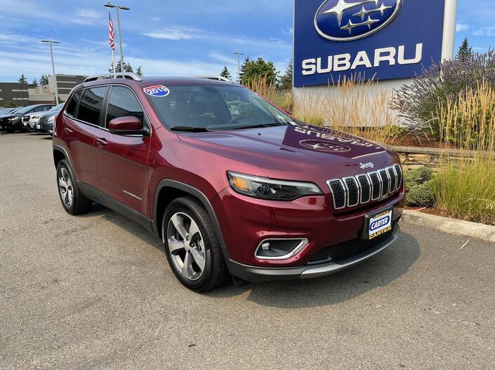 2019 Jeep Cherokee Limited Seattle WA