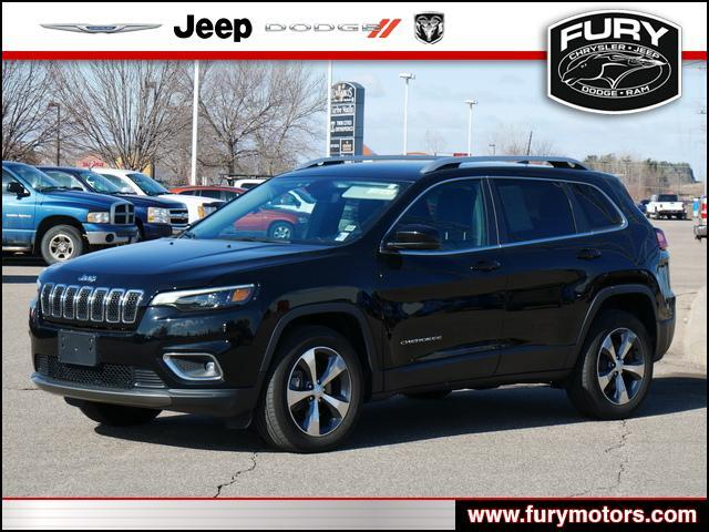 2019 Jeep Cherokee Limited Oak Park Heights MN