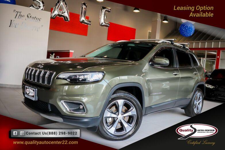 2019 Jeep Cherokee Limited Springfield NJ