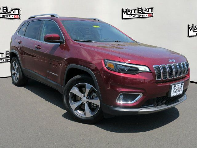 2019 Jeep Cherokee Limited Toms River NJ