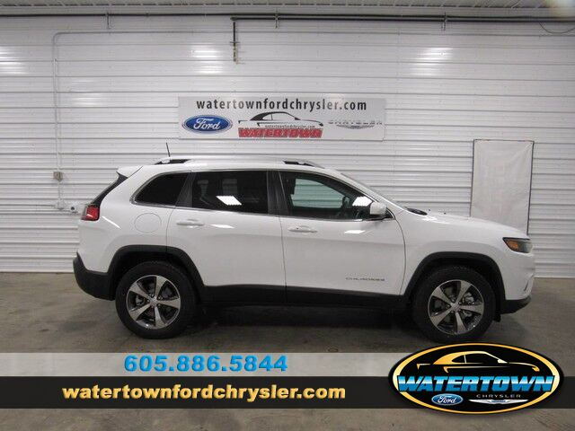 2019 Jeep Cherokee Limited Watertown SD