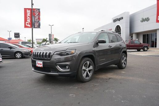 2019 Jeep Cherokee Limited Weslaco TX