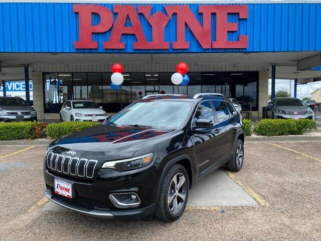 2019 Jeep Cherokee Limited Brownsville TX