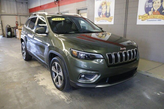 2019 Jeep Cherokee Limited Winter Haven FL