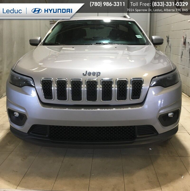 2019 Jeep Cherokee North Leduc AB