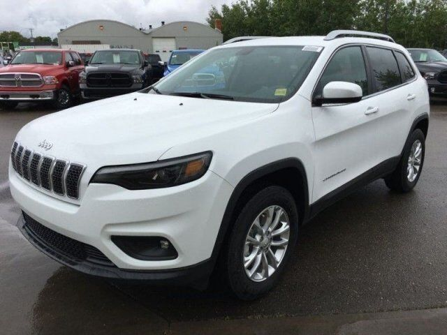 2019 Jeep Cherokee North Redwater AB
