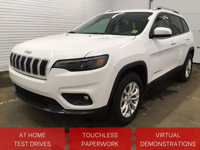 2019 Jeep Cherokee North Sherwood Park AB