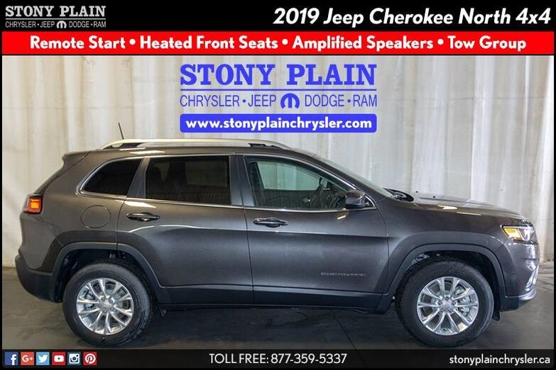 2019 Jeep Cherokee North Stony Plain AB