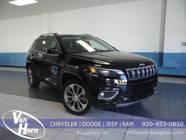 2019 Jeep Cherokee Overland Plymouth WI
