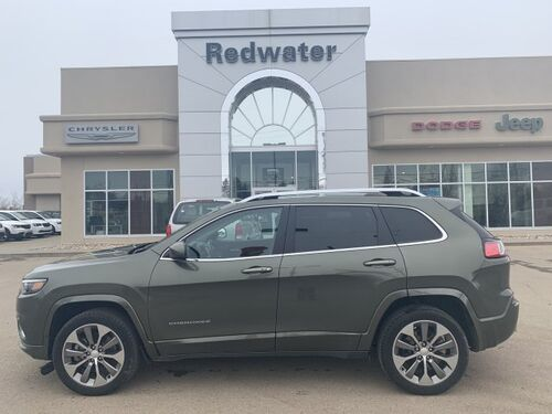2019_Jeep_Cherokee_Overland_ Redwater AB