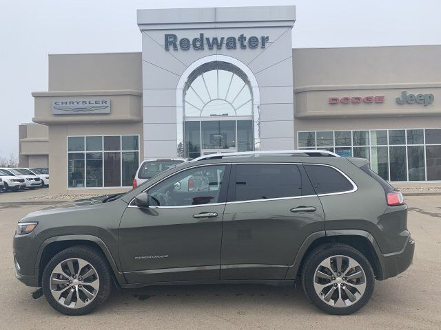 2019 Jeep Cherokee Overland Redwater AB