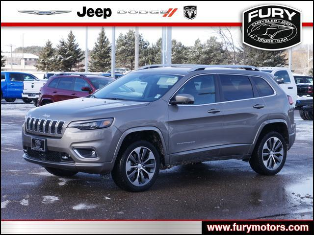 2019 Jeep Cherokee Overland Oak Park Heights MN