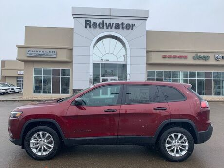 2019 Jeep Cherokee Sport Redwater AB