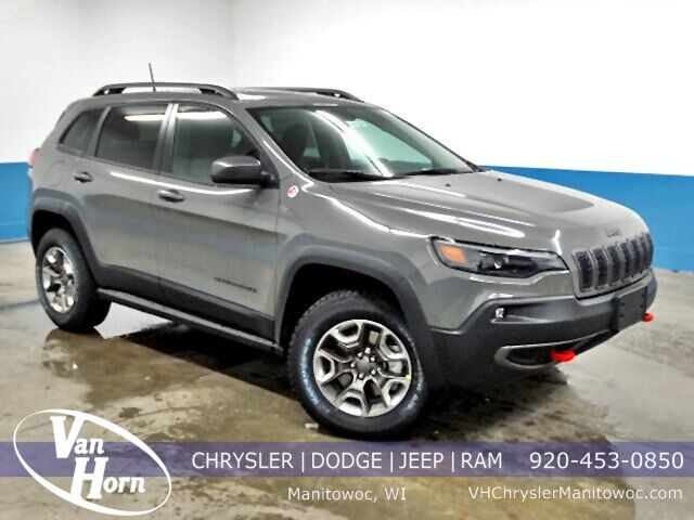 2019 Jeep Cherokee TRAILHAWK 4X4 Plymouth WI