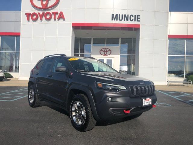 2019 Jeep Cherokee Trailhawk 4x4 Muncie IN
